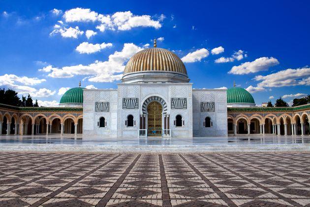 Mausolée de Habib Bourguiba: Datant de1963, c'est là-bas quel'ancien président...