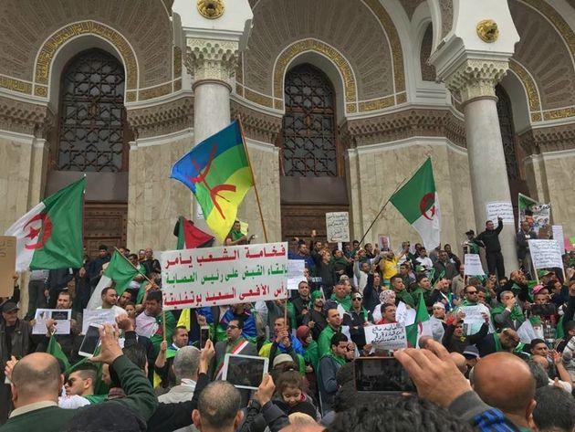 Alger - 10e vendredi: