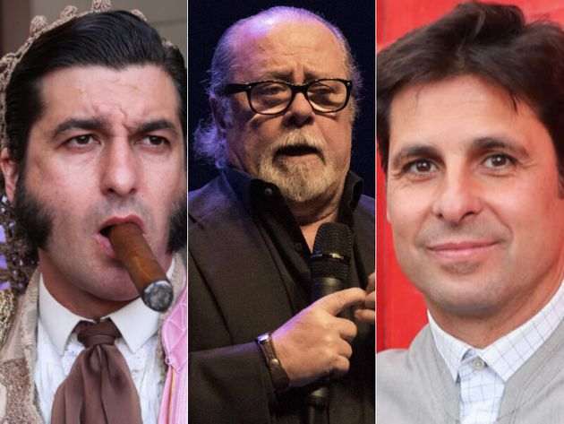 6ca7a10cc Estos son los 14 famosos que han dado su apoyo a Vox