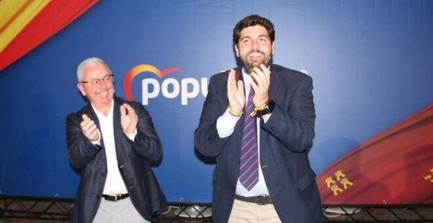 El PP expulsa a su candidato en Librilla (Murcia) por intentar comprar