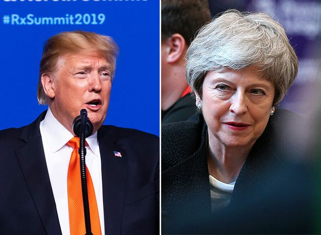 Theresa May Will Only Regret Trump's State