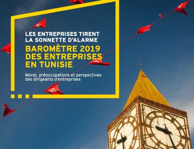 Tunisie - Baromètre des entreprises 2019: Plus d'un dirigeant d'entreprise sur 2 pense que son activité...