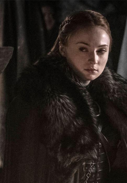 Cette photo de Sansa rend fou les fans de
