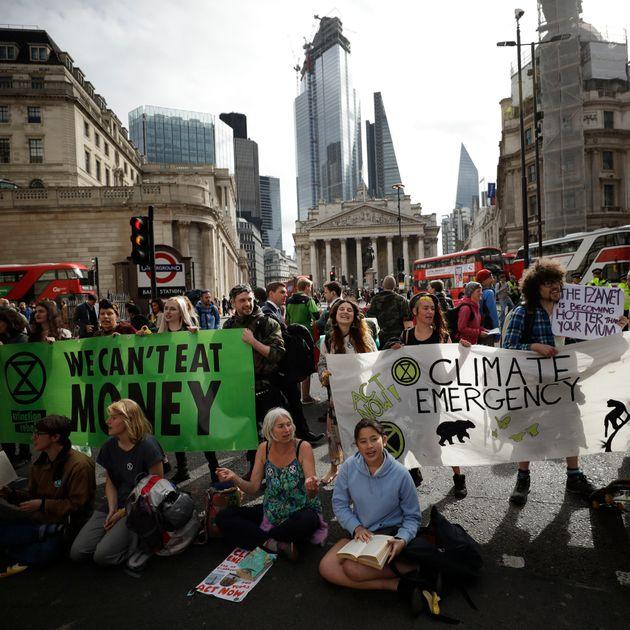 1,100 Arrests, Three Demands: What Did Extinction Rebellion