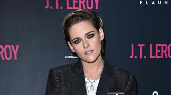 """HOLLYWOOD, CALIFORNIA - APRIL 24: Kristen Stewart attends the LA Premiere of Universal Pictures' """"J.T. Leroy"""" at ArcLight Hollywood on April 24, 2019 in Hollywood, California. (Photo by Axelle/Bauer-Griffin/FilmMagic)"""