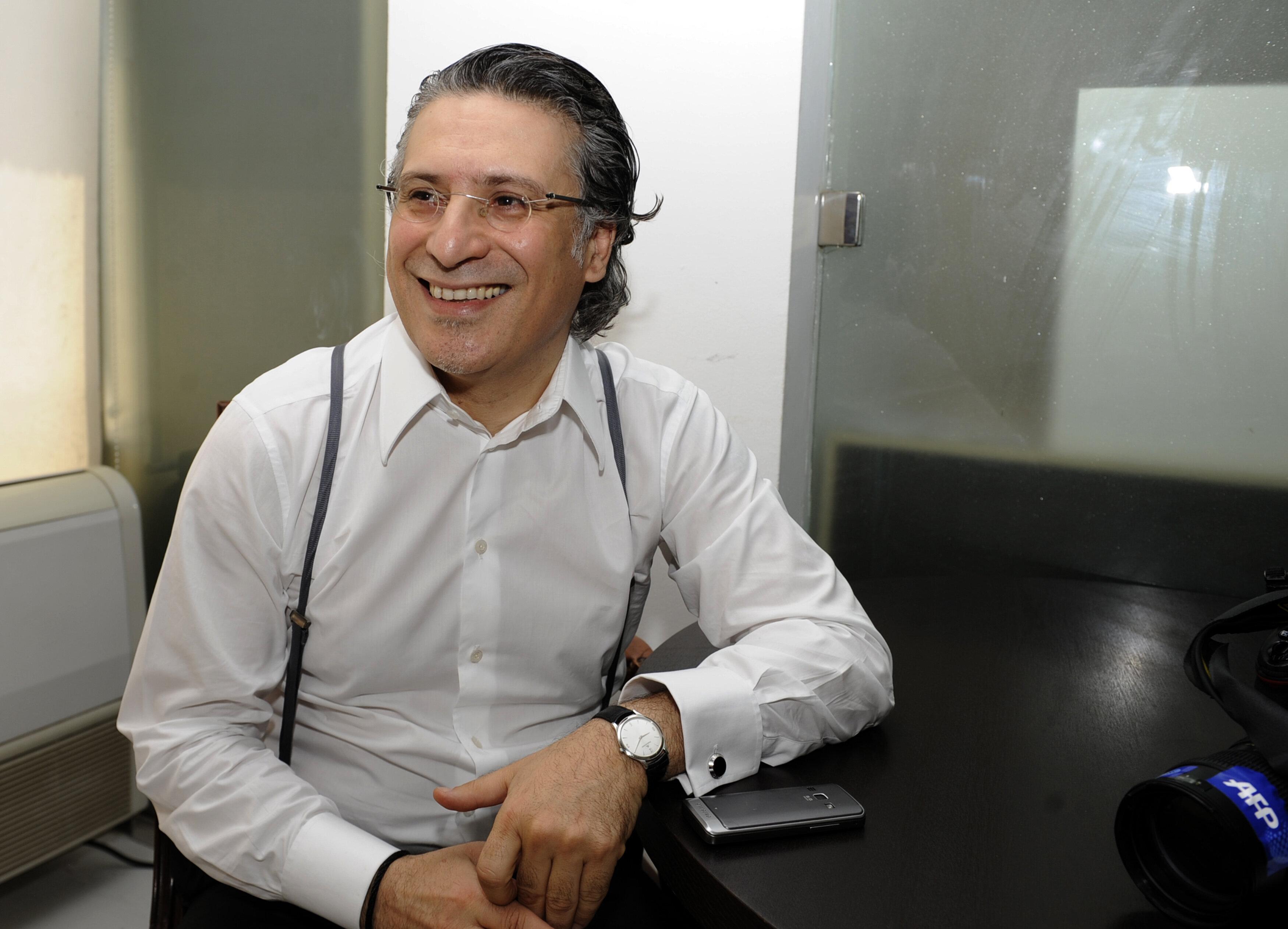 Nabil Karoui au HuffPost Tunisie:
