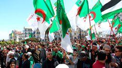 Les Algériens manifestent avec détermination pour le 10