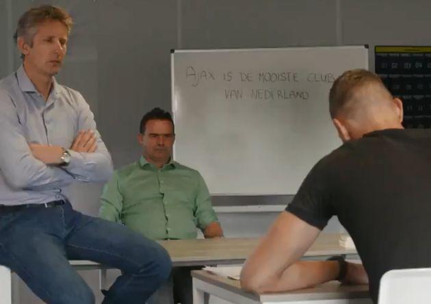La drôle de punition infligée par l'Ajax Amsterdam à sa nouvelle