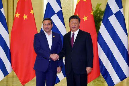 Τσίπρας από την Κίνα: Η Ελλάδα γέφυρα Ανατολής και