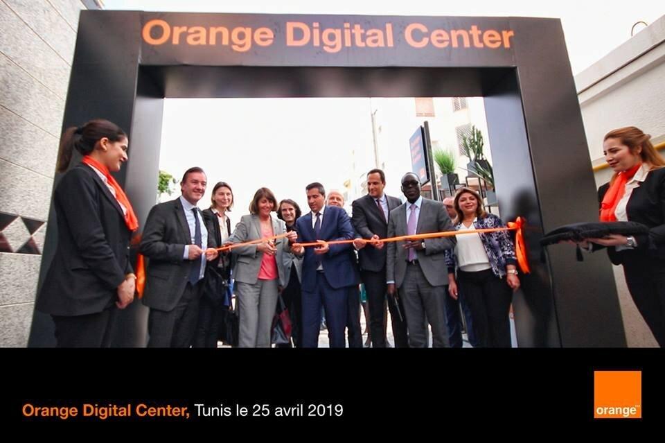 Orange, acteur engagé dans la transformation numérique en Afrique et au Moyen-Orient, inaugure son premier