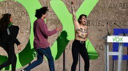 Críticas a Cake Minuesa por su comentario tras irrumpir dos activistas de Femen en el acto de