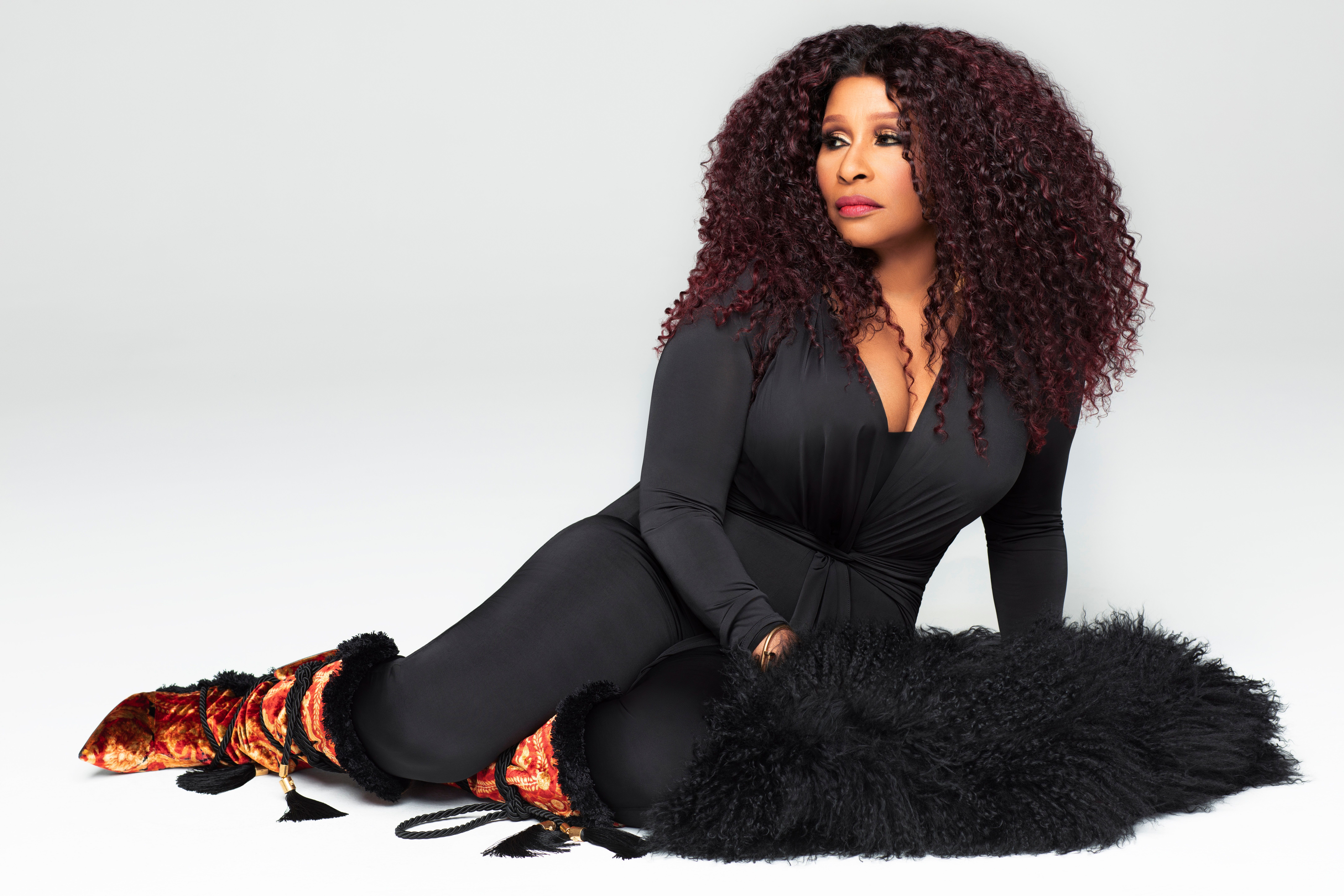 Chaka Khan Is 'Not Trying To Hear What A Man Has To Say' About Her Wigs