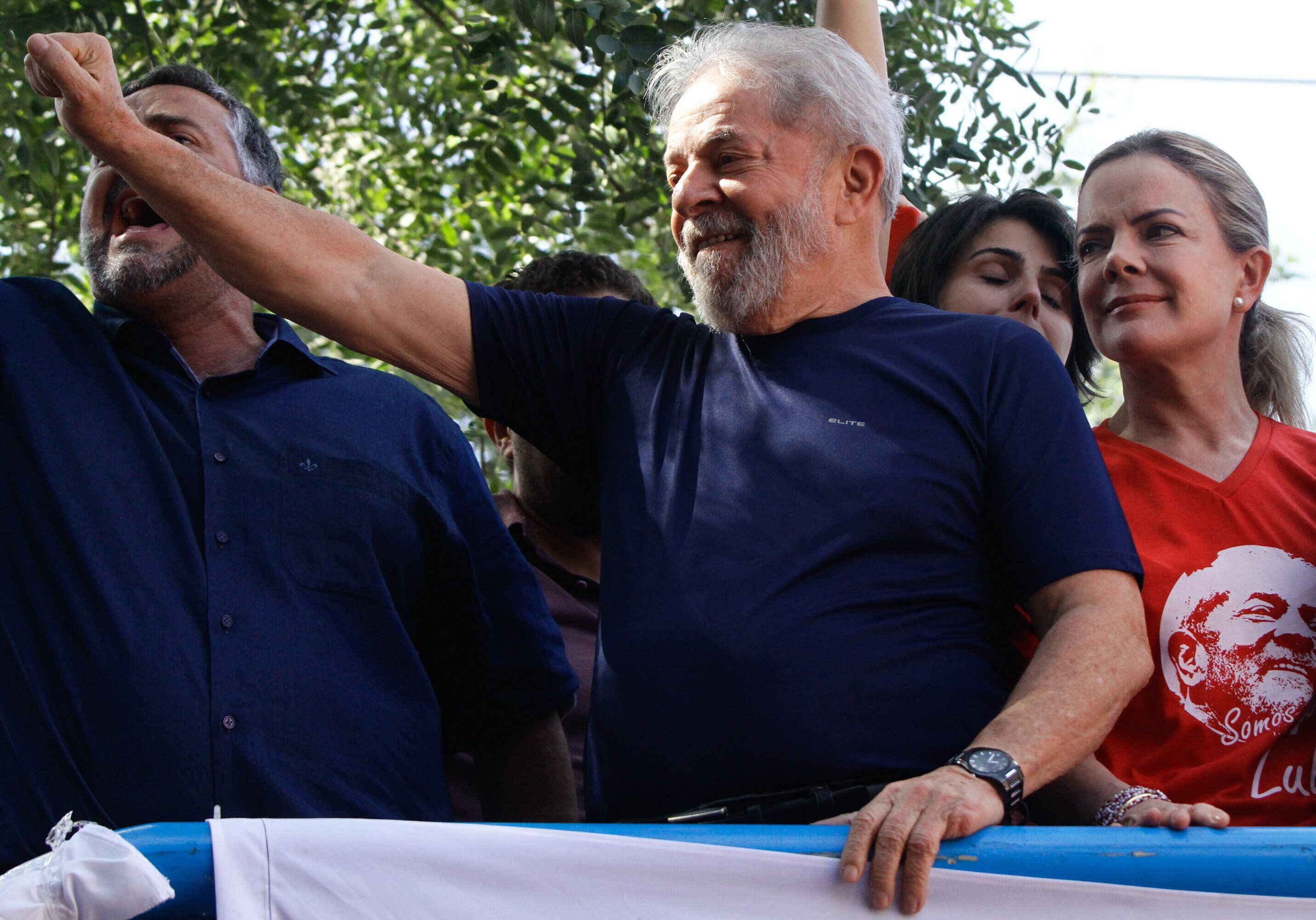 Lula: 'Imagine se os milicianos do Bolsonaro fossem amigos da minha
