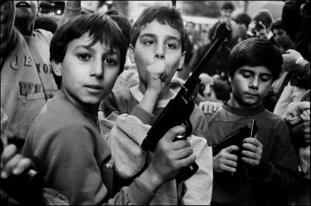 A violência se tornou algo inserido no cotidiano de Palermo entre as décadas de 1970 e 1980,...
