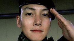 배우 지창욱이 제대 소감을