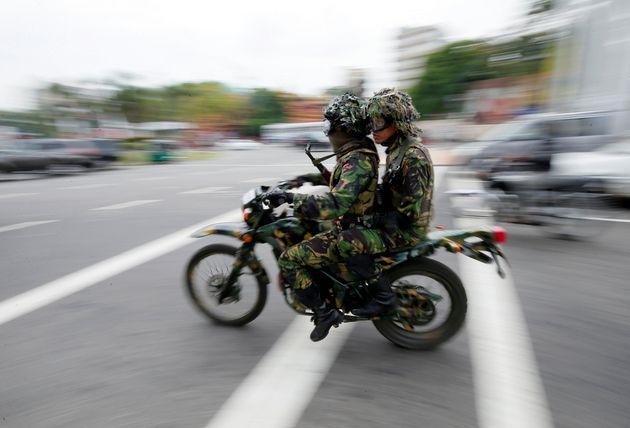 Σρι Λάνκα: 15 νεκροί σε μάχη δυνάμεων ασφαλείας με