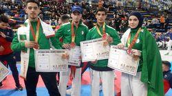 Kempo - Mondial 2019 : onze médailles pour l'Algérie dont une en