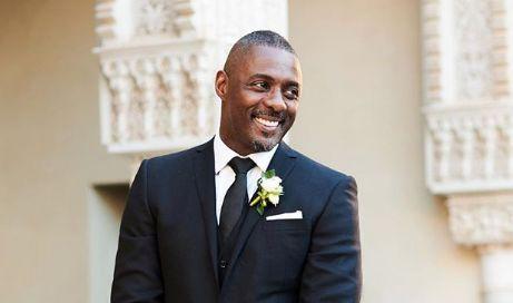 L'acteur Idris Elba et Sabrina Dhowre se disent oui à