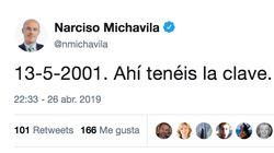 ¿Qué quiere decir el sociólogo Narciso Michavila con este tuit sobre las