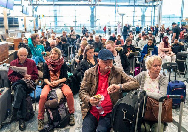 Η αεροπορική εταιρεία SAS κατέβασε ρολά - Ακύρωση εκατοντάδων