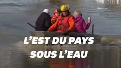 Montréal déclare l'état d'urgence face aux inondations dans l'est du