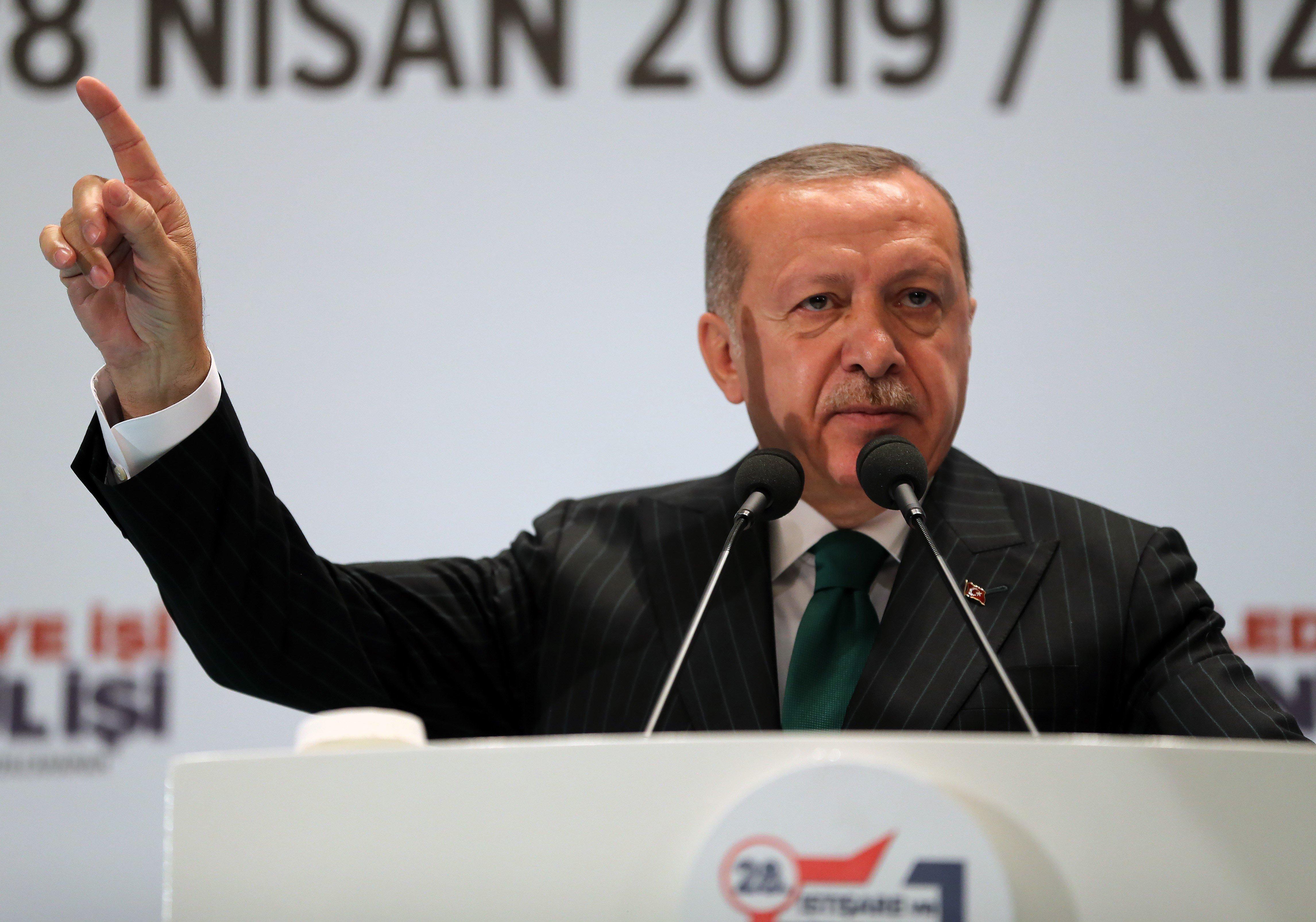 Τουρκία: Εχθρούς εκ των έσω βλέπει ο Ερντογάν πίσω από τις εκλογικές