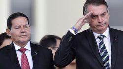 Em entrevista, Mourão afirma que 'se Bolsonaro não me quiser, é só me