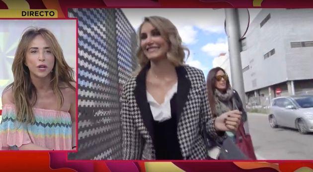 Alba Carrillo despotrica de 'Socialité' y María Patiño se la devuelve en