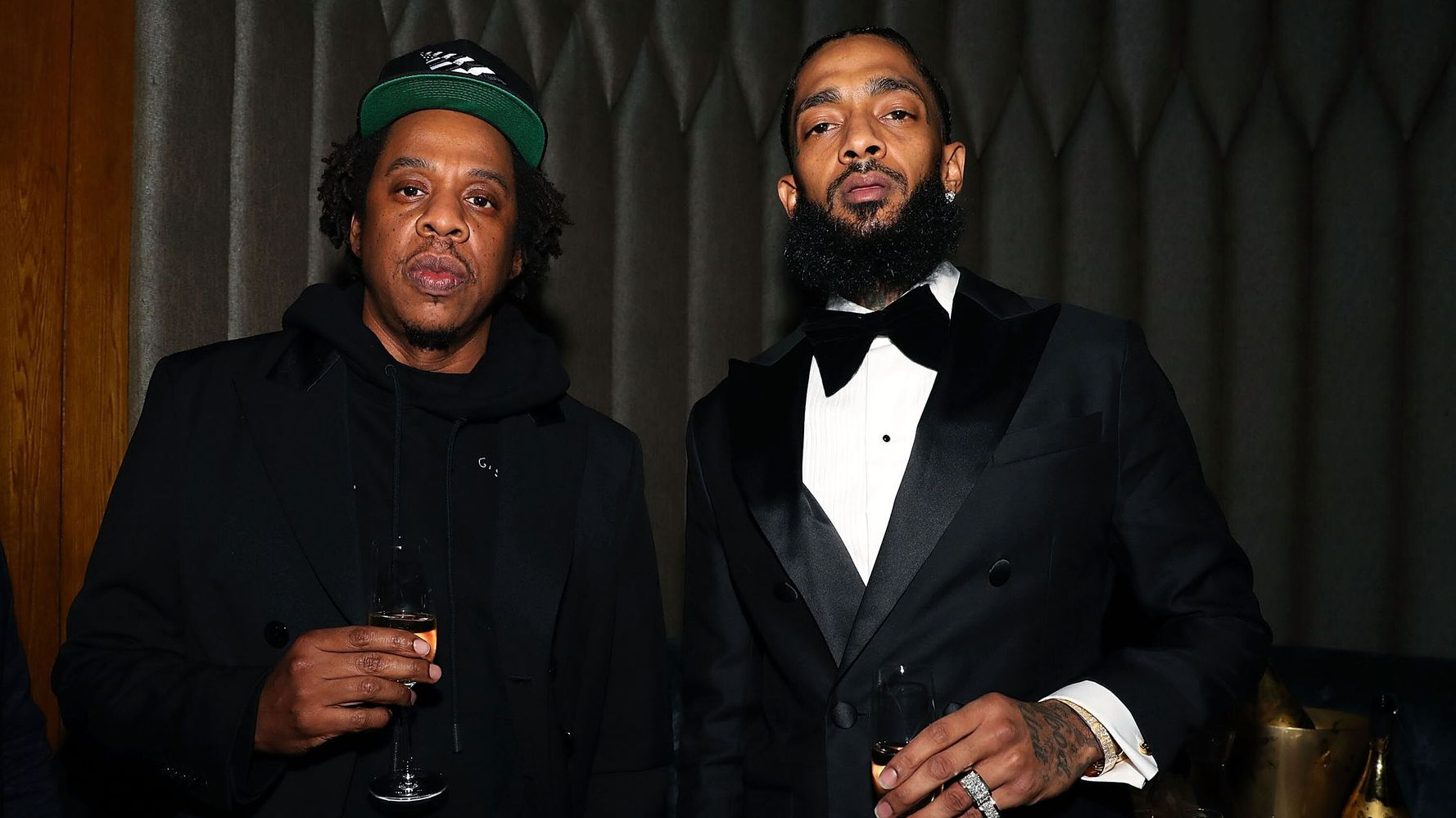 Jay-Z Pays Tribute To Nipsey Hussle With Freestyle At New