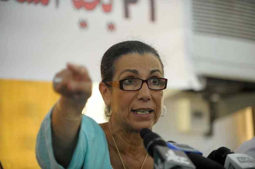 Pour Louiza Hanoune, l'assemblée constituante est la seule issue possible à la contestation