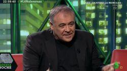 Ferreras responde en 'LaSexta Noche' a la pregunta que todo el mundo se ha hecho en las redes