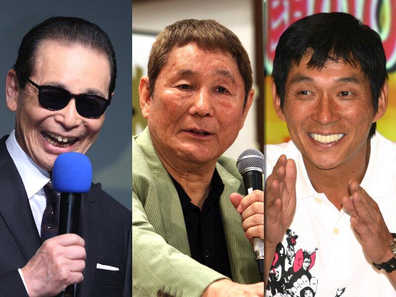 「お笑いビッグ3」がトップに君臨し続けた30年。日本のお笑い界は「停滞」したのか?