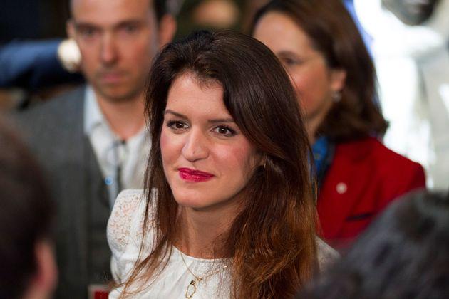 Marlène Schiappa, en avril