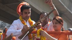 Returning Officer Asks Police To Register FIR Against Gambhir For Holding Rally Without