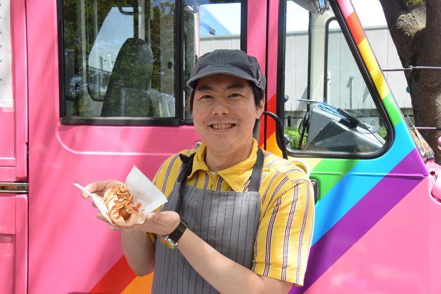 東京レインボープライド、飲食物も虹色に 見た目でも楽しめるユニークなフードの数々を紹介