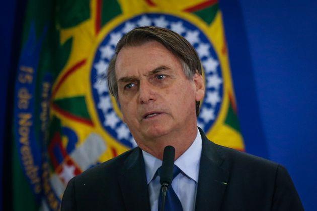 ブラジルのボルソナーロ大統領
