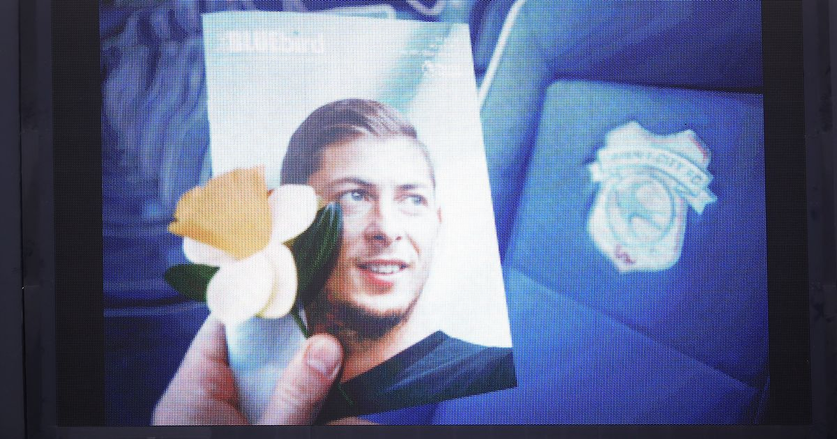 Morgue Photo Of Emiliano Sala Posted On Twitter Sparks