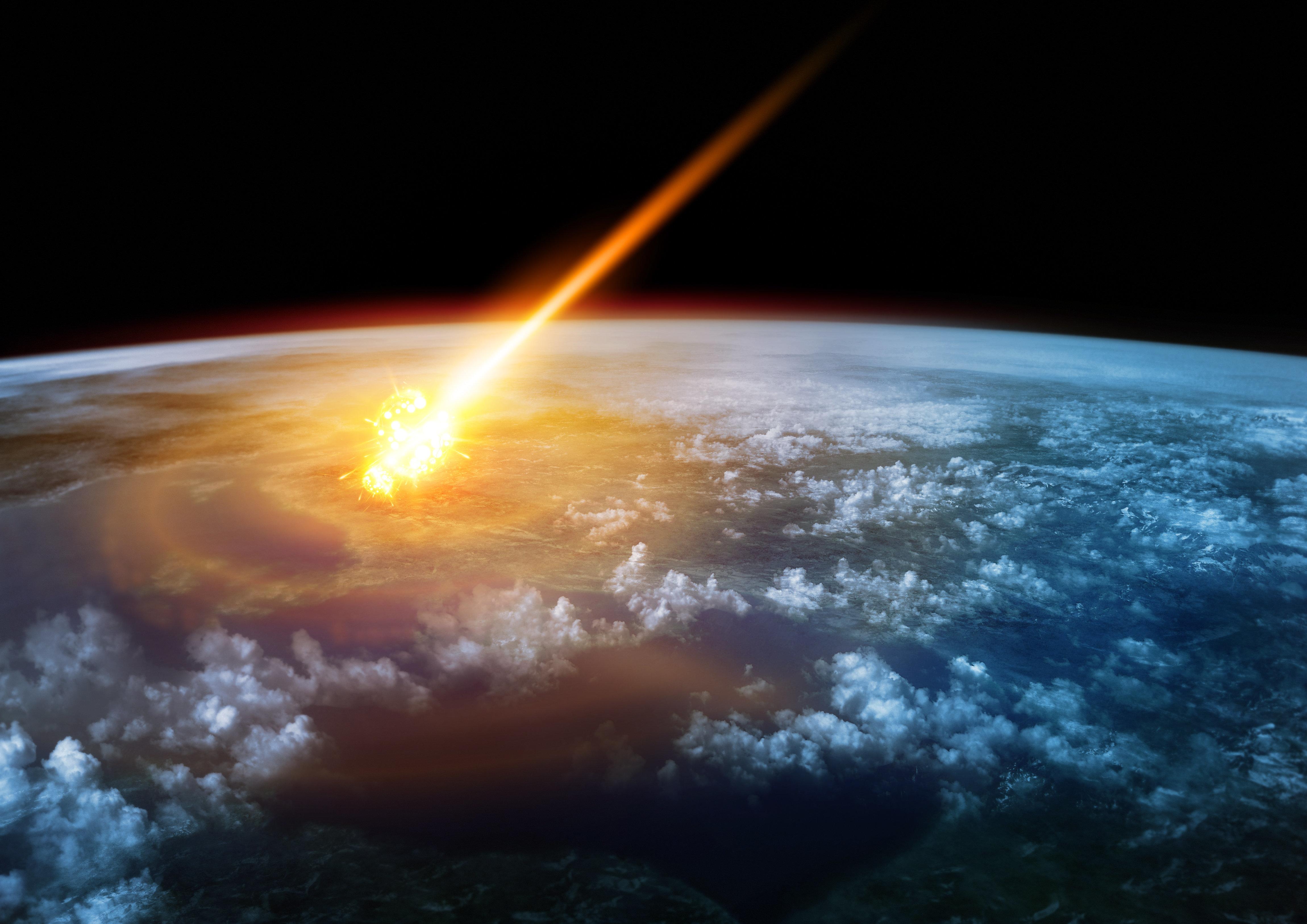 H NASA προετοιμάζεται για ενδεχόμενο χτύπημα μετεωρίτη στη Γη - Τι