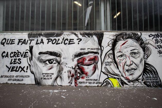 Gilets jaunes: des blessés créent un collectif (Photo d'illustration prise le 29 janvier...
