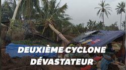 Au Mozambique, le cyclone Kenneth a laissé des dégâts