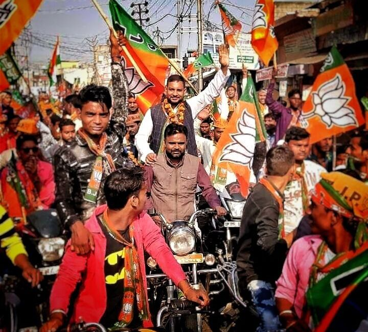'Like Modi': This BJP Youth Leader Wants To Be PM, He Just Needs To Convince His