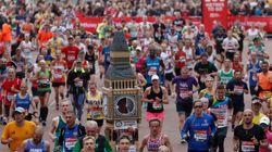 Ce concurrent du marathon de Londres n'aurait peut-être pas dû se déguiser en Big