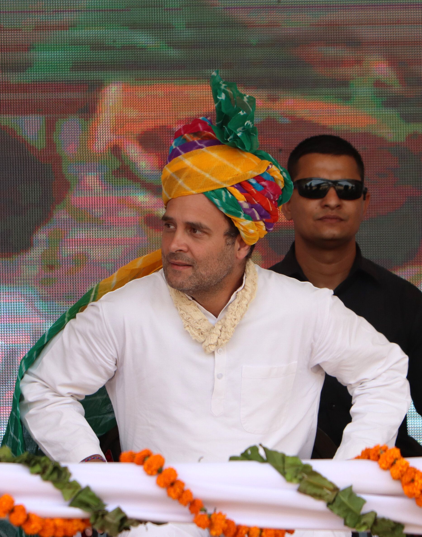 Elections 2019: Rahul Gandhi Trailing Behind Smriti Irani In