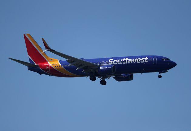Une partie des Boeing 737 Max a failli être clouée au sol dès 2018 (Photo prise le...