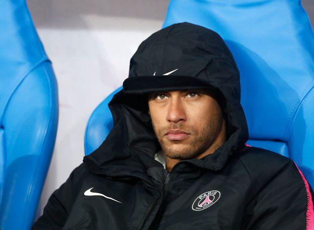 Neymar reconnaît avoir