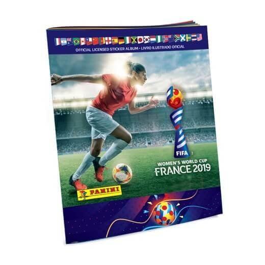 Panini lança álbum de figurinhas para a Copa do Mundo de futebol