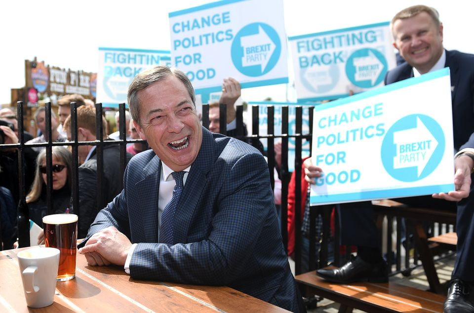 Nigel Farage is a 'formidable' campaigner says Esler, but he is a 'talker not a