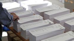 Retiran el acta a un apoderado de Vox en Ibiza por manipular sobres en favor de su