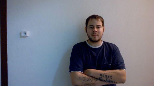 El rapero Pablo Hasel, detenido en Castellón por una condena
