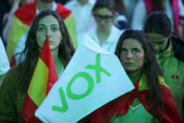 Vox no fue la caña de España: frustración y bajonazo entre líderes y